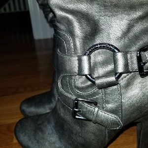 Guess Shoes - G by Guess Platform heeled boots 8
